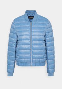 More & More - JACKET - Bomber Jacket - dusty blue - 0