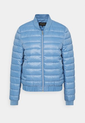 JACKET - Bomber Jacket - dusty blue