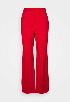TROUSER - Stoffhose - bright red