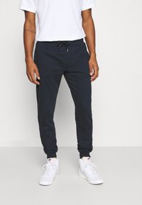 Burton Menswear London - 2 PACK - Tracksuit bottoms - navy - 2