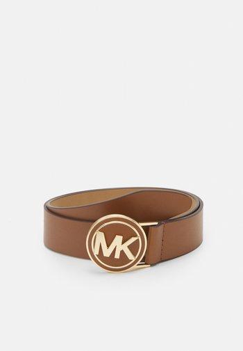 SOLID - Belt - brown/gold-coloured