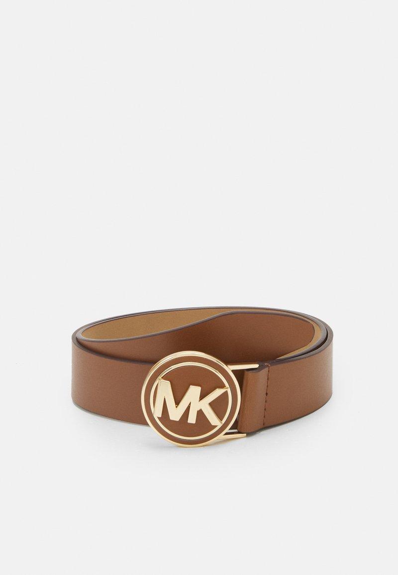 MICHAEL Michael Kors - SOLID - Cinturón - brown/gold-coloured
