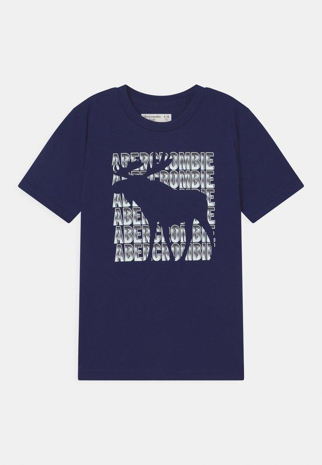 PRIMARY PRINT LOGO - T-Shirt print - navy