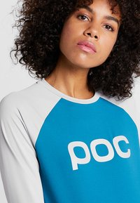 POC - ESSENTIAL  - Langærmede T-shirts - antimony blue - 3