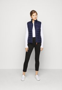 Save the duck - GIGAY - Waistcoat - navy blue - 1