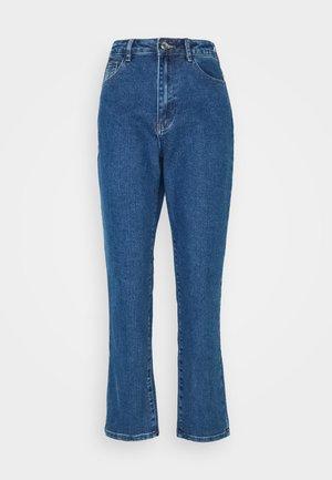 COMFORT - Jeans straight leg - light blue