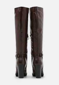 Anna Field - Bottes à plateau - dark brown - 3