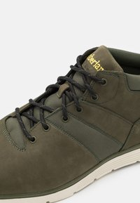 Timberland - KILLINGTON SUPER - Höga sneakers - dark green - 5