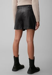 Marc O'Polo - Shorts - black - 2