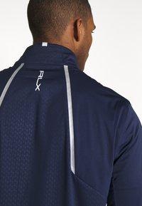 Polo Ralph Lauren Golf - STRATUS UNLINED JACKET - Vodotěsná bunda - french navy/powder blue - 6