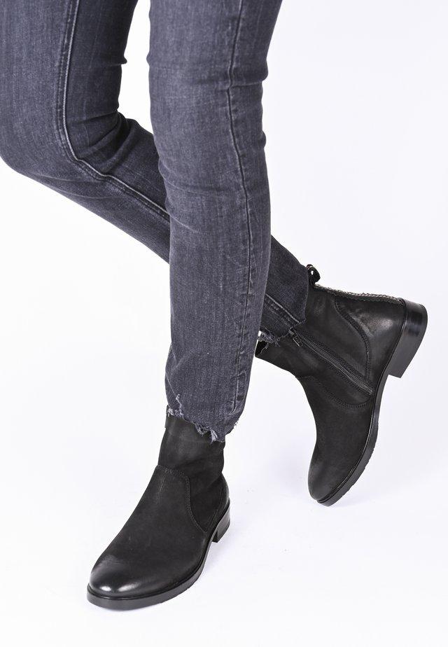 ALLEGRA - Ankle boots - schwarz