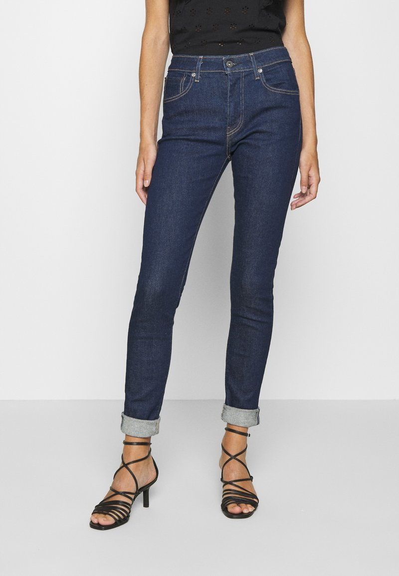 Levi's® Made & Crafted - LMC 721 - Jeans Skinny Fit - ski soft rinse