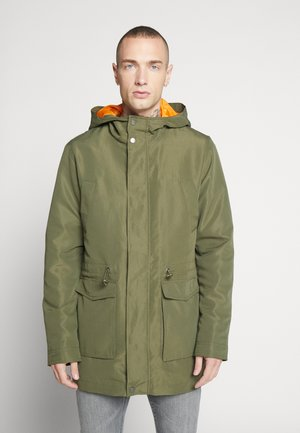 ONSJACK - Parka - olive night