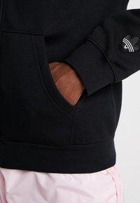 adidas Originals - OUTLINE - veste en sweat zippée - black - 5