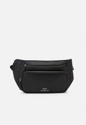 SMOOTH WAISTPACK UNISEX - Bum bag - black