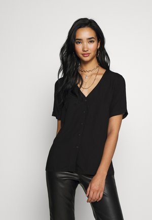 PCCECILIE - Blouse - black