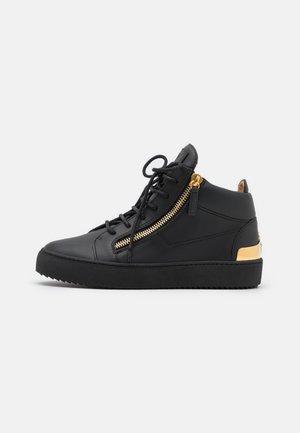 MID TOP - Sneakers hoog - black