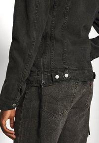 Be Edgy - BEKELVYN  - Denim jacket - black used - 3