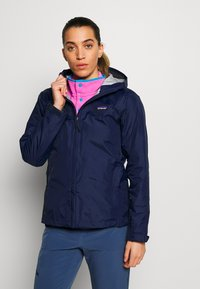 Patagonia - TORRENTSHELL - Giacca hard shell - classic navy - 0