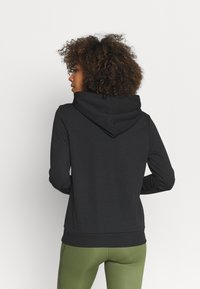 adidas Performance - Hoodie - black/white - 2