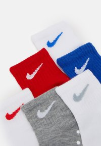 Nike Sportswear - POP COLOR GRIPPER INFANT TODDLER ANKLE 6 PACK - Sokken - game royal - 1