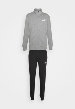 CLEAN SUIT  - Tracksuit - medium gray heather