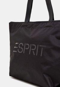 Esprit - Tote bag - black - 4