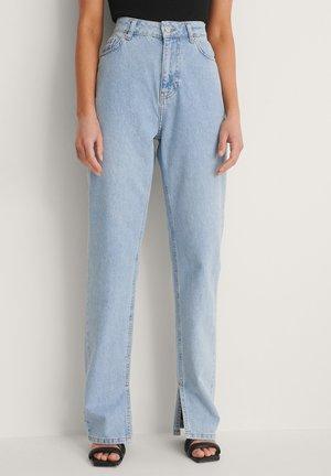 Straight leg jeans - vintage blue