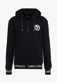 Carlo Colucci - Hoodie - black - 4
