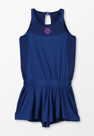 TECH - Dres - dark blue/pink