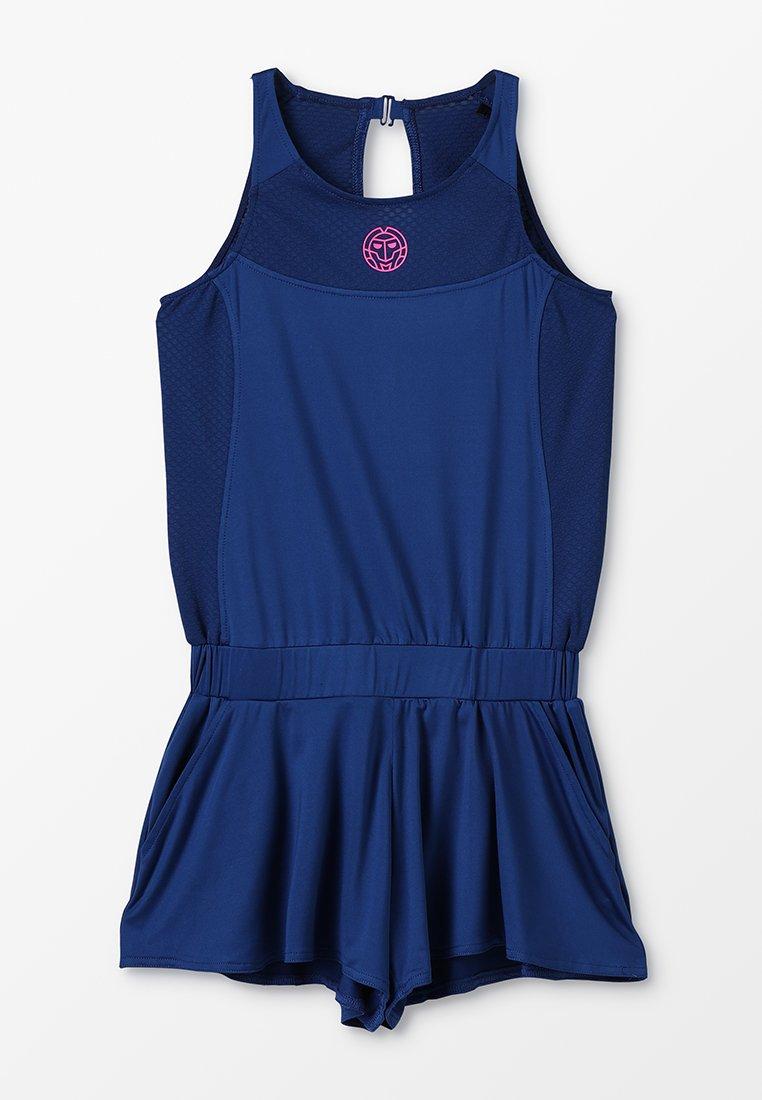 BIDI BADU - TECH - Verryttelypuku - dark blue/pink