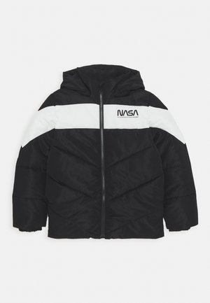 NLMNASA MARCO JACKET - Winter jacket - black