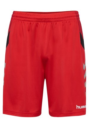 TECH MOVE - Sports shorts - true red
