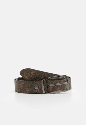 VEZZOLA ADJUSTABLE BELT - Belt - brown