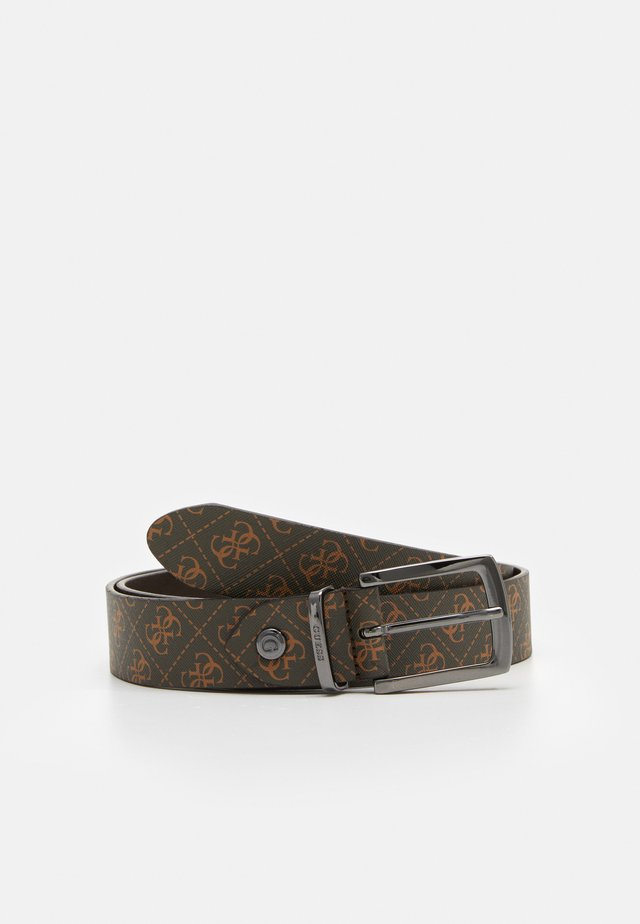 VEZZOLA ADJUSTABLE BELT - Pasek - brown