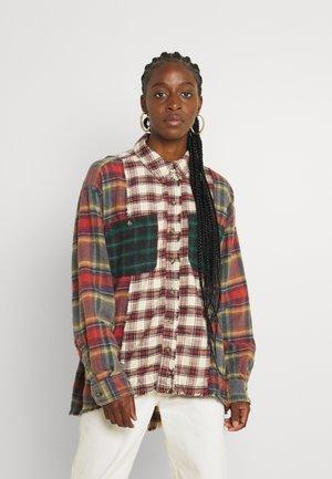 BRENDAN SPLICE  - Button-down blouse - multi