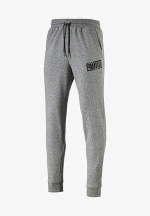 Tracksuit bottoms - medium gray heather