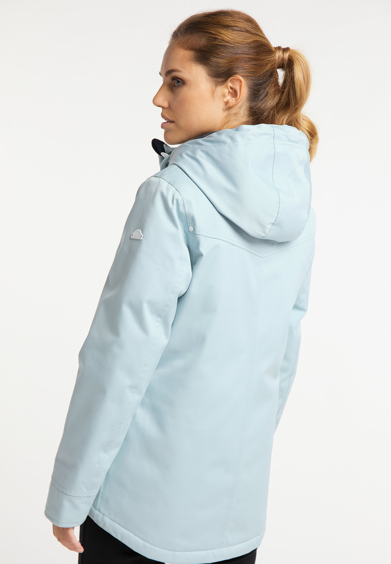 ICEBOUND Winterjacke light blue/hellblau