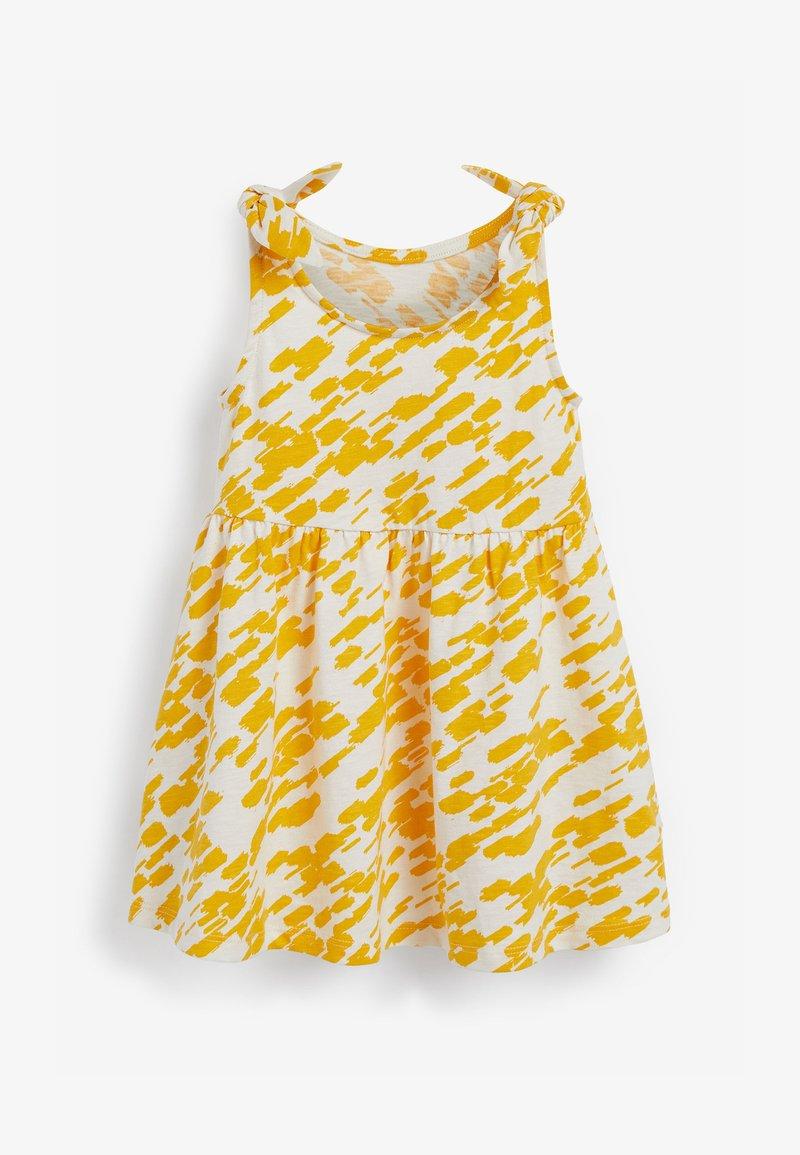 Next - Žerzejové šaty - orange