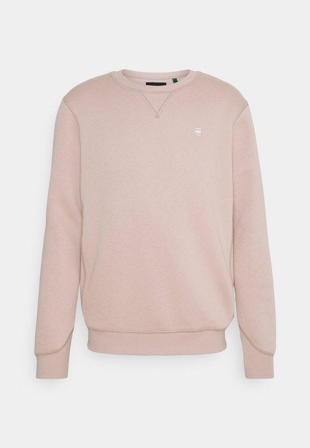 PREMIUM CORE R SW L\S - Sweatshirt - light pink