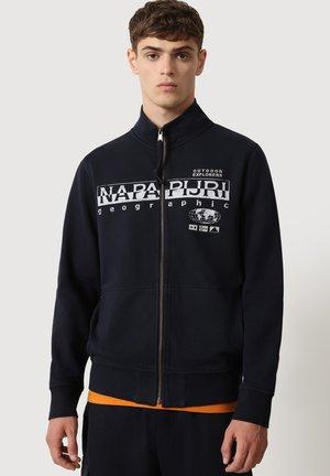 BEB Full Zip - Zip-up sweatshirt - blu marine