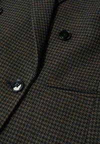 Mango - SAPIENS - Classic coat - bleu marine - 7