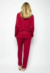 Cyberjammies - Pyjama top - red - 1