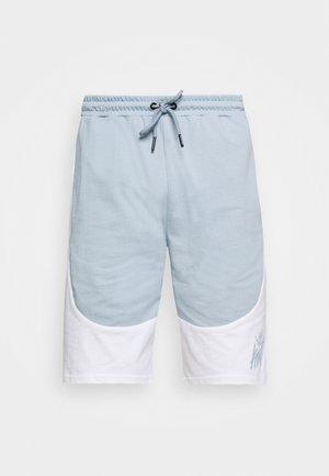 FRESWICK - Shorts - sky blue/optic white