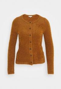 Madewell - CASSIE SLIM CARDIGAN - Cardigan - dried cedar - 0