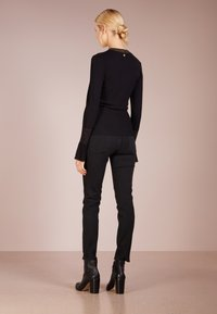 7 for all mankind - ROXANNE - Slim fit jeans - bair rinsed black - 2