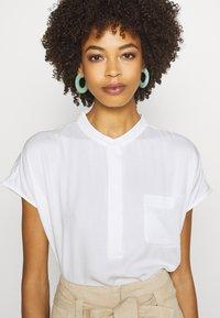 someday. - KATOKWE - Button-down blouse - milk - 3