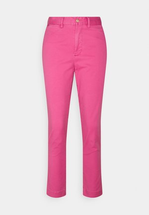 MODERN STRETCH - Trousers - pink glory
