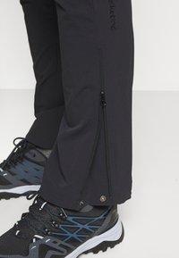 Norrøna - FALKETIND FLEX PANTS - Trousers - black - 4