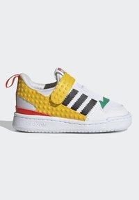 adidas Originals - ADIDAS FORUM 360 X LEGO - Baskets basses - white - 5